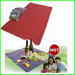 Wholesale Lowest Price Reusable Portable Waterproof x150cm Outdoor Beach Camping Mat Picnic Blanket