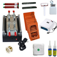 Wholesale Hot Sale v v LCD Separator Machine For Iphone Samsung HTC inch lcd separate Touch Screen Separator Machine Free Gift