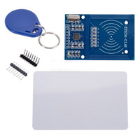 Wholesale S5Q MFRC RC522 RFID Reader IC Card Proximity Module For Arduino AAACNV