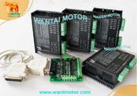 Wholesale USA Free Wantai Stepper Motor Driver DQ860MA V A micro Board CNC Router Mill Cut Laser Engraving Grind Foam
