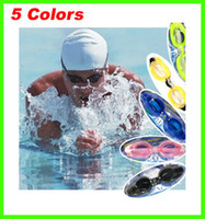 Wholesale Lowest Price RA Sets Swimming Swim Goggles Glasses For Water Swimming Goggles Colors