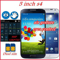 5.0 Android 1G Feiteng H9500 S4 MTK6589 Quad core 1.2GHz 1G RAM 5 inch capacitive 1280*720 12MP camera Android 4.2 Smart cell phone