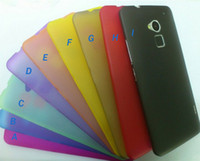 Cheap For HTC HTC One Max thin case Best Plastic Wholesale HTC T6 0.3mm case