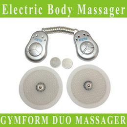 Wholesale Shock Therapy Slimming E Stimulation Gymform Duo Full Body Massager for Muscles