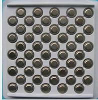 AG10 LR1130 alkaline coin cells - free ship pieces V AG10 LR1130 button Cell Coin Alkaline Button Battery