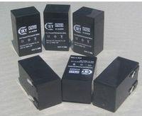 acid rechargeable - free ship V AH lead acid rechargeable battery vrla battery