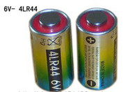 4LR44 alkaline dry battery - Free ship LR44 V alkaline battery