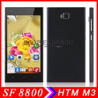 Wholesale HTM M3 Xiaomi MI3 quot MTK6572 Dual Core phone GHz android samrtphone Smart phone GB ROM MP Camera Android G WCDMA GPS