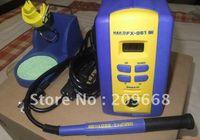 200-450 centidegree HAKKO FX-951 soldering station 220V Free shipping ESD safe lead-free 220V digital HAKKO FX-951 Soldering Station soldering Iron desoldering station