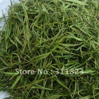Wholesale Bamboo Leaf Green Tea Mount Emei High altitude Green Tea g