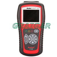 Wholesale HOT SALE Autel AutoLink AL519 On Board Diagnostics OBDII and CAN Scanner Tool Auto Fault Code Reader Car Diagnostic Tools