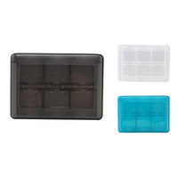 3ds games - 28 In Storage Game Card Cases for NDSi DS Lite and DS Blue White Black