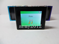 Sports digital mp4 digital player - 1 quot LCD th clip Sport Digital MP3 MP4 Player Touch Screen with Video FM Radio E Book Support GB TF SD memory Card