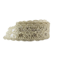 beautiful head - 1M Beautiful Lace Ribbons for DIY girls head ribbon Bow flower ribbon Kinds lace roll For Selection