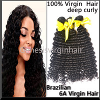 Wholesale On sale Brazilian Deep Curly clip in hair extensions mixed size with high quality real human hair on sale