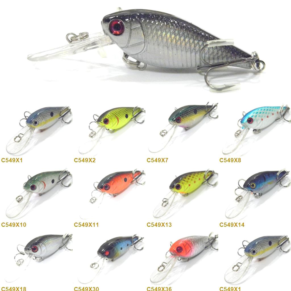 Wholesale fishing lures buy fishing lure crankbait hard for Deep water bass fishing