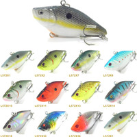 Wholesale Fishing Lures Lipless Trap Must Have Bass Walleye Crappie Freshwaer Hard Baits L572