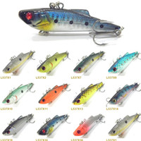 Wholesale Fishing Lures Lipless Trap Must Have Bass Walleye Crappie Freshwaer Hard Baits L537