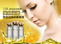 Cheap All skin essence Best 24k gold high-end essence neck or other body skin neck esence