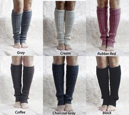 Wholesale New Leg Warmer Women Legwarmers Leg Warmer Boot Leg Warmer Colors