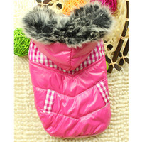 Wholesale 2013 Dog Apparel Warm Clothes Fashion Winter Design Pet Cotton Lammy F143