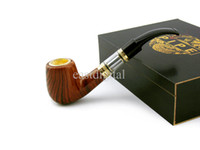 Electronic Cigarette best old fashioned - Lordly E pipe Health Smoking Pipe Electronic Cigarette With Best Package old fashioned style electronic smoking pipe starter kit
