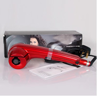 Electric Hair Curler Intelligent Automatic Curling Iron Perf...