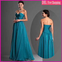 Reference Images Ruched Sleeveless Charming Sweetheart Bridesmaid Dresses A-Line Ruffle Bodice Floor Length Chiffon