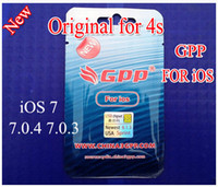 Original New GPP turbo Sim Unlock iPhone 4S iphone4s ios6 io...