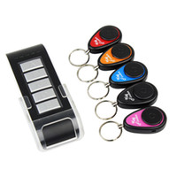 Wholesale 1 to Wireless Alarm Anti Lost Security Key Chain Finder Locator Reminder New F4021D