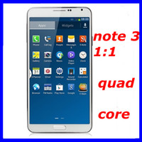 Android 1G 1280x720 No.1 N3 Note3 N9000 N9006 5.7 inch OGS HD Screen MTK6589T QuadCore 1G RAM 8G ROM Android 4.2 13MP OTG 3G Mobile phone GPS Wifi phone