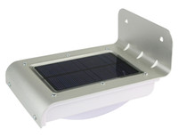 Wholesale New Solar LED Outdoor LED Light Wall light Sound Sensors Energy efficient LED Lights Y4076B