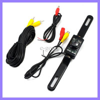 backup camera system - CMOS NTSC System Wireless Car Rear View Camera Reversing Backup Camera with IR LED Night Vision