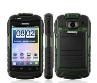 discovery v5 - Discovery V5 Android Dual Core waterproof splash mobile phone Shockproof Dustproof smartphone SC8810 android phone