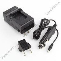 Wholesale Car Wall Quick Battery Charger for GoPro Hero Camera AHDBT AHDBT