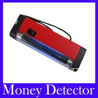 AD-998 Guangdong, China (Mainland)  Free shipping mini Portable UV Ultra Violet LED Light Torch Lamp ID Card banknote bill Currency detector Money detector