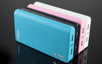 Wholesale New arrival Wallet style power bank mah With LED Lighting in1 usb data charger cable to micro usb
