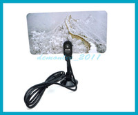1PC Free shipping High Gain Indoor Digital TV Antenna HD TV ...