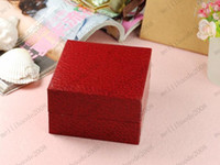 Wholesale NEW watch box Big red upscale fashion watch case MYY7835