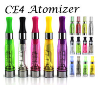 Cheap 1.6ml 4 Long Wicks atomizer Best Plastic  electronic cigarette