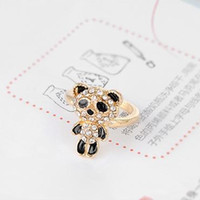 Wholesale J017 according to Korean jewelry cute adorable thing ring full of diamond rings honest Cubsr