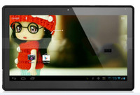 Wholesale Free DHL Hot Sales Quad Core Zenithink C94 G RAM G ROM GHz Dual camera inch Capacitive Tablet PC Android