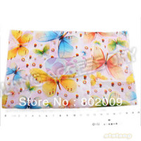 plastic bag carrier - Plastic Recyclable Useful Boutique Gift Carrier Bags Shopping Beautiful Butterfly Style GIft Bag