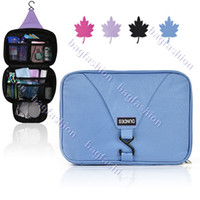 Wholesale New Bath Hanging Folding Travel Waterproof Wash Bag Travel Receive Bags Supplies Makeup bag Ycbh4