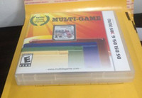 Wholesale Kids favorite games Multi ds games for version in1 GB cheap video multi games Card with different games in one fiche