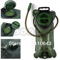 Wholesale Hot Sale L TPU Bicycle Mouth Sports Water Bag Bladder Hydration Camping Hiking Climbing Military Green
