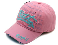 Wholesale wave leisure unisex bat Baseball Caps the couple hat sports caps multicolor men women s casual