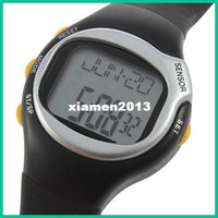 Wholesale 1pcs th Multifunctional Generation digital Touch sensor Pulse Heart Rate Monitor Watch Outdoor Sports