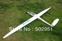 Electric 2 Channel 1:6 FLYFLY DG1000 kit RC Glider model free shipping