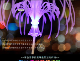 Wholesale Avatar Sacred Tree Seed Light Voice activated Color changing LED Night Light Lamp Bedroom Lamp wedding EMS FREE TO AUS